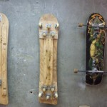 Early Freebord Prototypes